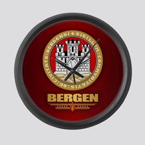 Bergen Large Wall Clock