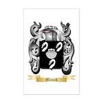 Misiak Mini Poster Print