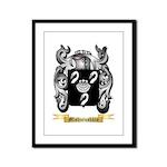 Mishutushkin Framed Panel Print