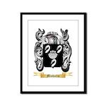 Mishutin Framed Panel Print
