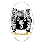 Mishurin Sticker (Oval 50 pk)