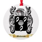 Mishunov Round Ornament