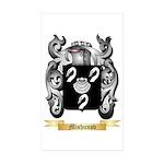 Mishunov Sticker (Rectangle 50 pk)