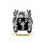 Mishukov Sticker (Rectangle 10 pk)