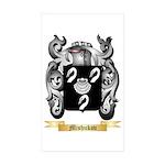 Mishukov Sticker (Rectangle 50 pk)