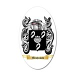 Mishukov 35x21 Oval Wall Decal