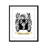 Mishenkin Framed Panel Print