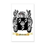Mishenev 20x12 Wall Decal
