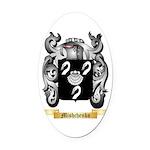 Mishchenko Oval Car Magnet