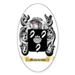 Mishchenko Sticker (Oval)