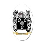 Mishchenko 20x12 Oval Wall Decal