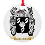 Mischok Round Ornament