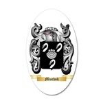 Mischok 20x12 Oval Wall Decal
