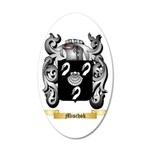 Mischok 35x21 Oval Wall Decal