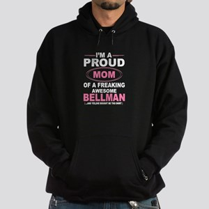 i'm a proud mom of a freaking awesome bellman Hood
