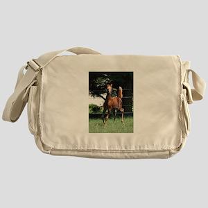 Sassy Luke Messenger Bag