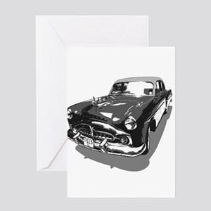 51 Packard Greeting Cards