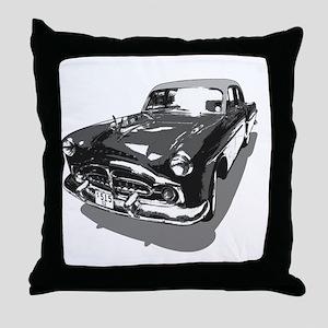 51 Packard Throw Pillow