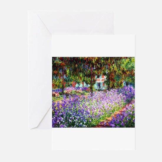 Unique Monet Greeting Cards (Pk of 20)