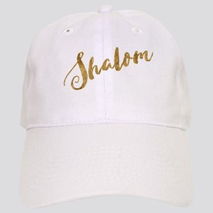 Golden Look Shalom Baseball Cap
