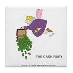 Cash Fairy Coaster