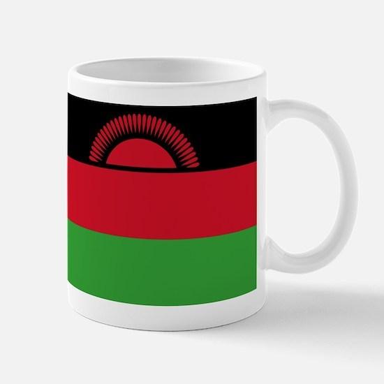 Malawi Flag Mugs