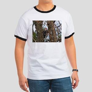 Male Pileated Woodpecker T-Shirt