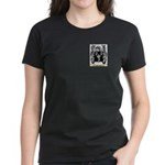Mischan Women's Dark T-Shirt