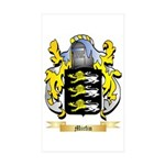 Mirfin Sticker (Rectangle 50 pk)