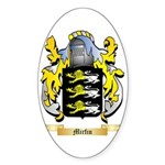 Mirfin Sticker (Oval)