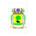 Miramontes Sticker (Rectangle)