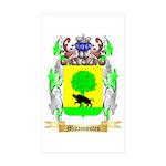 Miramontes Sticker (Rectangle 50 pk)