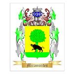 Miramontes Small Poster