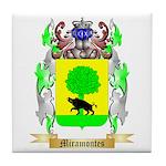 Miramontes Tile Coaster