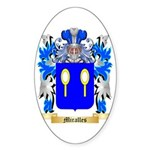 Miralles Sticker (Oval)