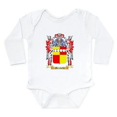 Mirabello Long Sleeve Infant Bodysuit