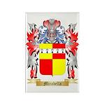 Mirabella Rectangle Magnet (100 pack)