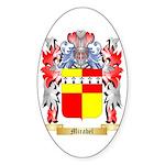 Mirabel Sticker (Oval 50 pk)