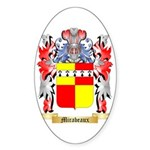 Mirabeaux Sticker (Oval 50 pk)