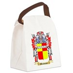 Mirabeaux Canvas Lunch Bag