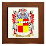 Mirabeaux Framed Tile