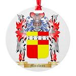 Mirabeau Round Ornament