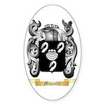 Miquelet Sticker (Oval 50 pk)
