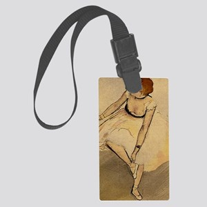 Large Luggage Tag