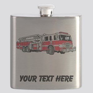 Fire Truck (Custom) Flask
