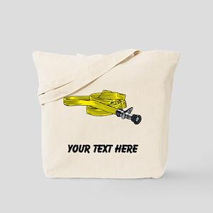 Fire Hose (Custom) Tote Bag