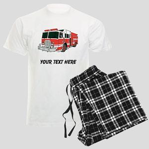 Firetruck (Custom) Pajamas