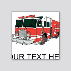 Firetruck (Custom) Sticker