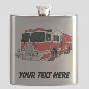 Firetruck (Custom) Flask