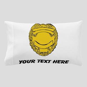 Police Badge (Custom) Pillow Case